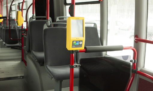 Druskininkai perka aštuonis elektrinius autobusus
