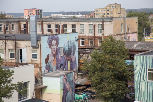 Vilnius rems nuo koronaviruso krizės nukentėjusius kūrėjus