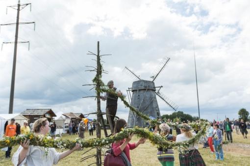 Kupolinių šventė sukvies į Žaliūkių malūnininko sodybą