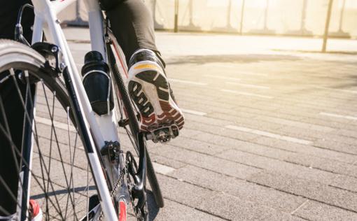 Klaipėdoje partrenktas dviračiu važiavęs senjoras