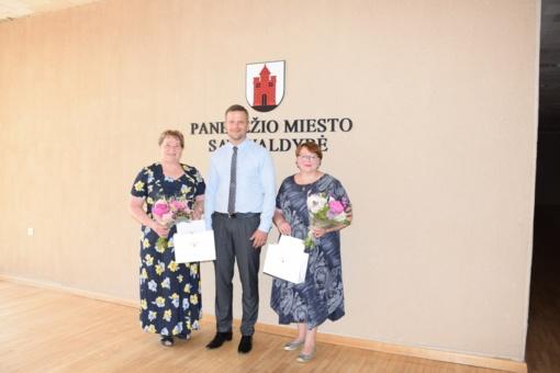 Apdovanoti mokyklų edukacinių erdvių konkurso nugalėtojai