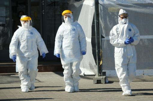 """PSO Europos departamentas perspėja dėl """"nerimą keliančio"""" viruso plitimo"""