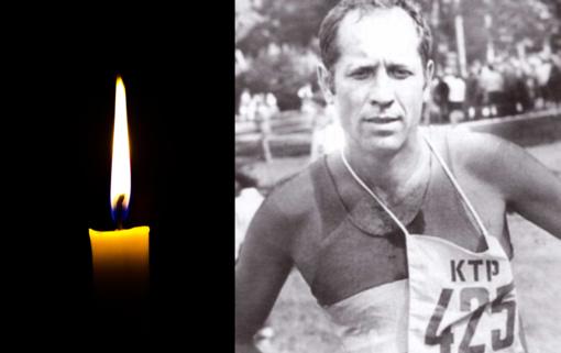 Netektis: mirė Lietuvos bėgimo čempionas ir rekordininkas