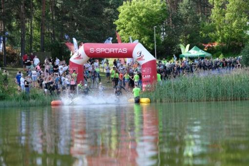 Varėnoje vyko Lietuvos triatlono taurės varžybų I etapas