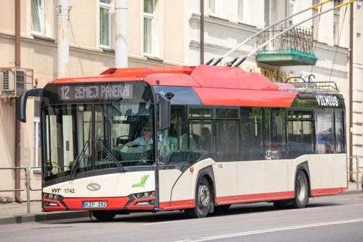 Dėl Žirmūnų gatvėje vykdomų darbų – eismo ir viešojo transporto judėjimo pokyčiai