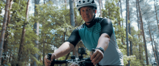Kelionė per Lietuvą dviračiu – 1000 km per 6 dienas