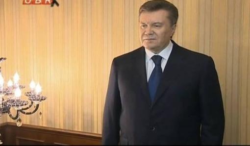 Buvęs Ukrainos prezidentas V. Janukovyčius įtariamas valstybės išdavimu