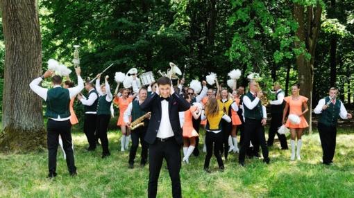 """""""Kauno santakos"""" orkestrai paruošė ypatingą dovaną: muzika mieste skambės visą vasarą"""