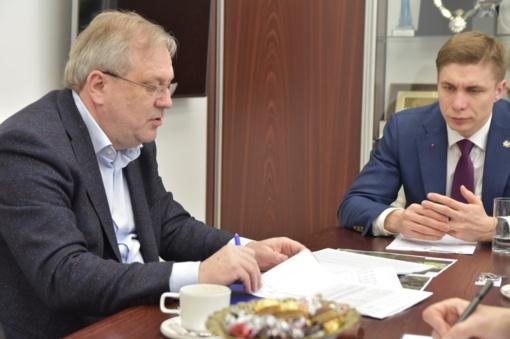 VTEK tirs Jonavos rajono savivaldybės mero M. Sinkevičiaus elgesį