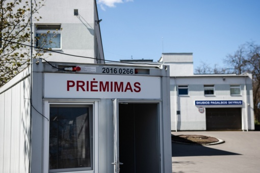 Atšaukus karantiną draudimai lankyti ligonius Panevėžio ligoninėse išliko