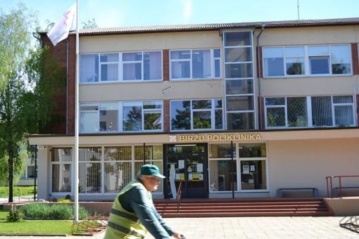 Biržų rajono savivaldybės poliklinika atnaujina planines ambulatorines sveikatos priežiūros paslaugas