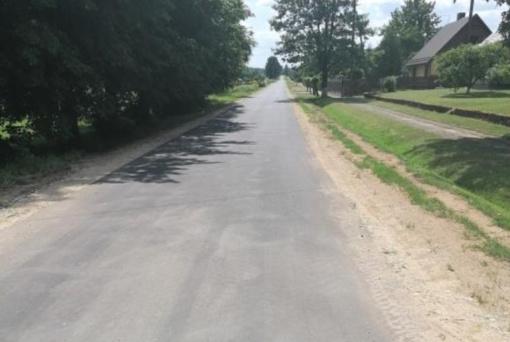 Gavus papildomų lėšų – sutvarkytos gatvės