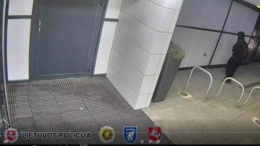 Teismui perduota byla dėl pasikėsinimo įvykdyti teroro aktą Vilniuje (vaizdo įrašas)