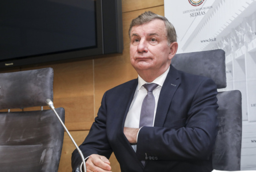 S. Skvernelis pateikė R. Sinkevičiaus kandidatūrą į ekonomikos ir inovacijų ministrus