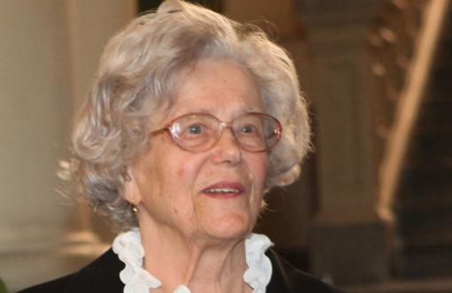 Mirė žymi mokslininkė onkologė Elena Moncevičiūtė-Eringienė