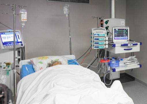 Į ligonines guldomiems pacientams tirtis dėl koronaviruso reikės ne visada