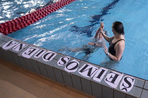 Anykščiuose vyks šeimos ir draugų estafečių plaukimo varžybos