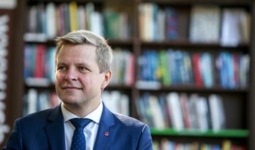 VTEK nutraukė tyrimą dėl Vilniaus mero R. Šimašiaus elgesio
