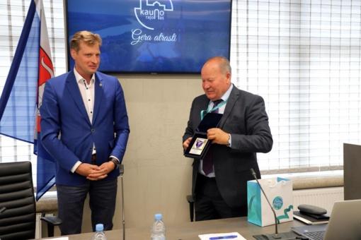 Aplinkos ministro pažadas: Kauno rajono vandentvarkos infrastruktūros plėtros projektai šįmet sulauks ministerijos paramos