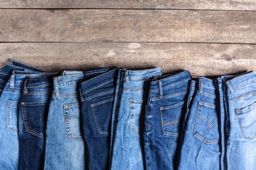 Išbėrė nuo naujų džinsų.  Kaip to išvengti?