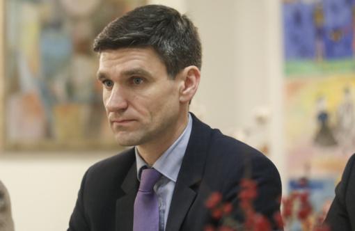 S. Krėpšta: nacionalinis plėtros bankas galėtų atsirasti sujungus finansų plėtros įstaigas