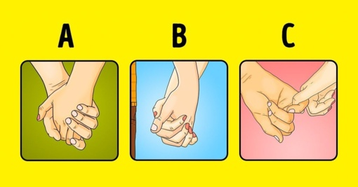 Testas: tai, kaip laikotės su partneriu už rankų, atskleis, kokia esate pora