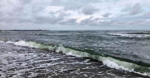 Baltijos jūra nerami: labai didelė trauka, skendo žmogus