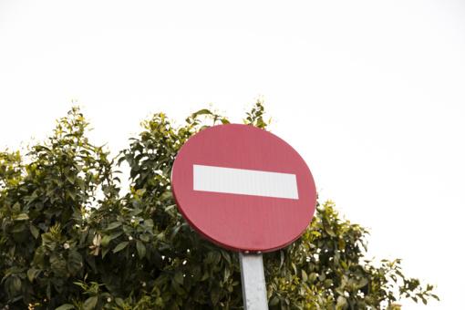 Pavasario gatvėje uždraustas sunkiasvorių transporto priemonių judėjimas