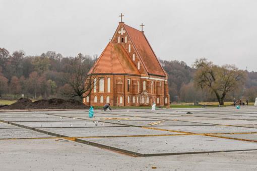 Valstybės dienos proga Kauno rajono apdovanojimai skiriami ir Zapyškio bažnyčios atkūrėjams