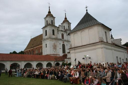 Prasideda Tytuvėnų vasaros festivalis