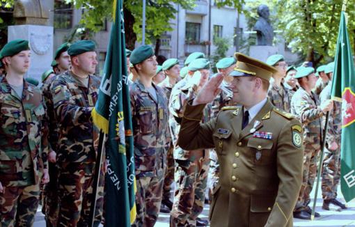 Vyko Lietuvos šaulių sąjungos vado pasikeitimo ceremonija