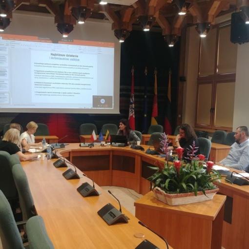 Lietuvos–Lenkijos pasienio savivaldybėse kuriama turizmo funkcinė zona