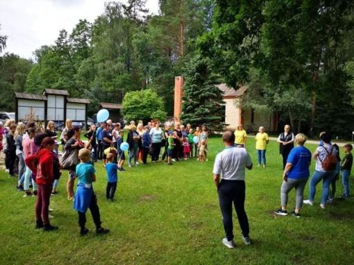 Panevėžio rajone paminėta Globėjų diena