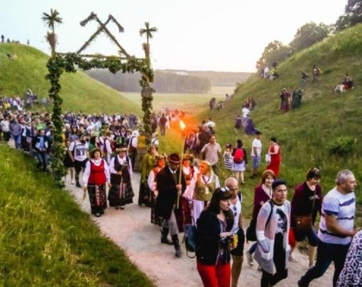 Rasos šventė Kernavėje papildė Nacionalinio Nematerialaus kultūros paveldo vertybių sąvadą