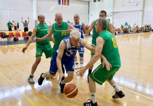 Druskininkuose kitąmet planuojama surengti Europos senjorų krepšinio čempionatą