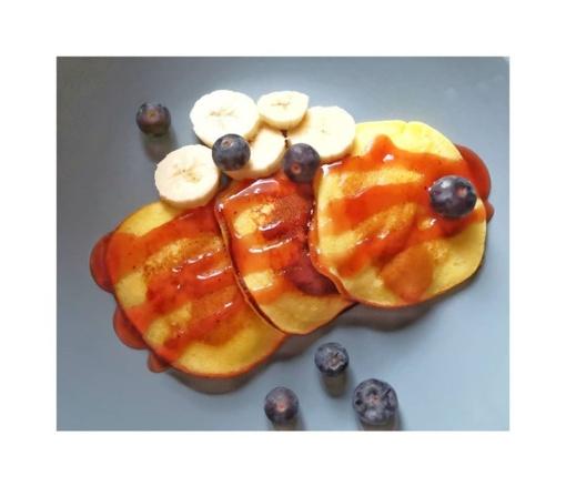 Blynai be gliuteno - puikus pusryčių pasirinkimas