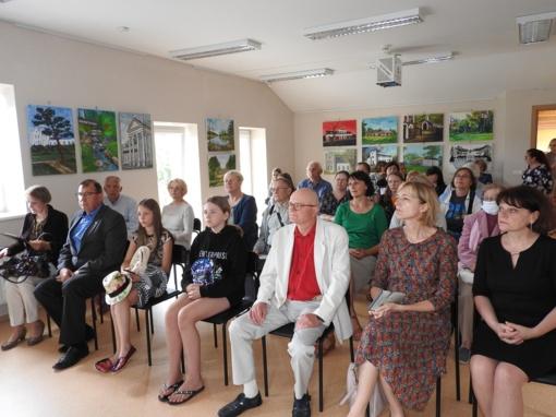 Lietuvių kalbos dienų renginiai tęsiasi – džiaugtasi tarmėmis