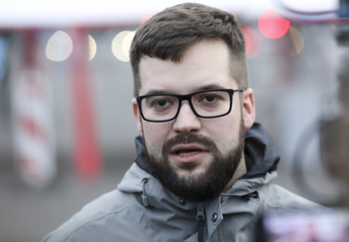 Vilniaus opozicija: valdantieji trukdo registruoti interpeliaciją P. Poderskiui