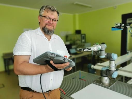 Panevėžio kolegijos pirkinys – pirmasis toks Baltijos šalyse