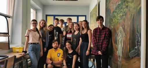 Fotoreportažas: Šiaulių mokyklų deimantai atostogauja kartu (III diena)