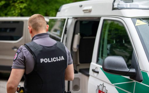Artėjantiems rinkimams intensyviai rengiasi ir policija