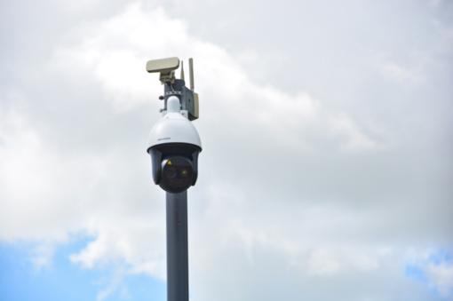Marijampolėje – naujos vaizdo stebėjimo kameros