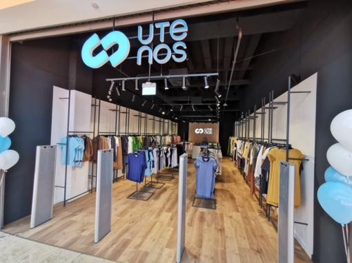 """Latvijoje atsidarys pirmoji """"Utenos trikotažo"""" parduotuvė"""