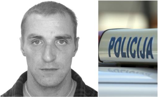 Policijos pareigūnai prašo pagalbos: ieškomas dingęs vyras