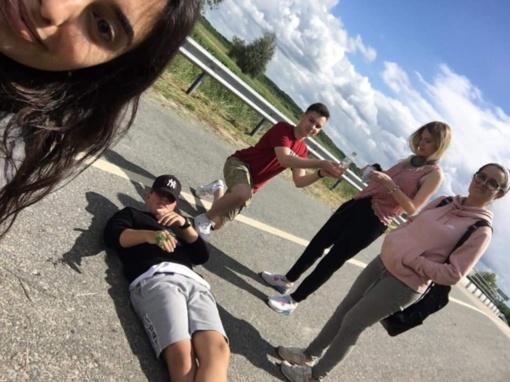 FOTOreportažas: Šiaulių mokyklų deimantai atostogauja kartu (IV diena)