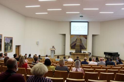 Gyventojai kviečiami į susitikimą-diskusiją apie institucinės globos pertvarką Marijampolėje