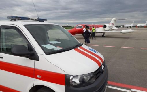 Lietuvoje mirusio asmens kepenys padovanotos pacientui Šveicarijoje
