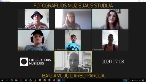 Virtuali Fotografijos būrelio baigiamųjų darbų paroda