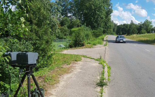 """Trakų policija skelbia prevencinę akciją ‒ """"Mažink greitį - pažink Trakų rajoną"""""""