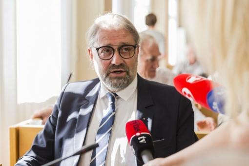 Prokuratūra nutraukė tyrimą Panevėžio mero atžvilgiu: nerado nei korupcijos, nei prekybos poveikiu užuomazgų